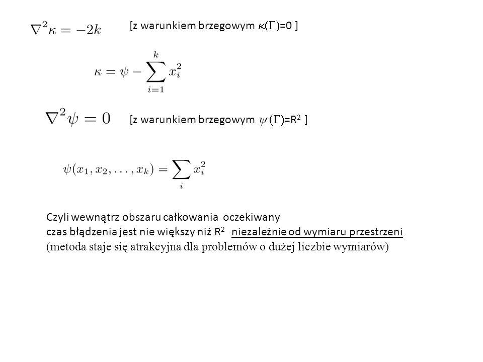 [z warunkiem brzegowym k(G)=0 ]
